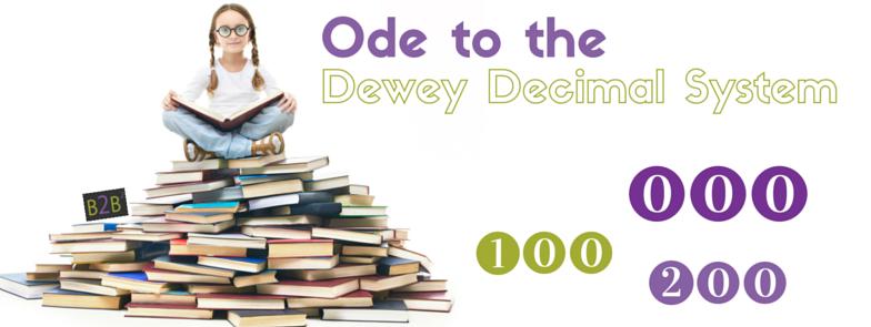 ode to Dewey Decimal System
