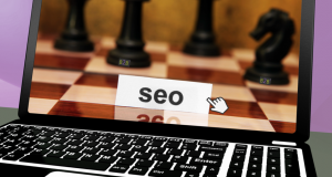 SEO game of strategy - large