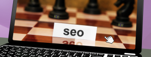SEO game of strategy