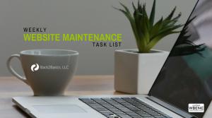 Back2Basics WordPress Maintenance Solutions