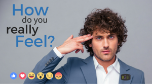 How do you really feel? Reactions with FB emoji