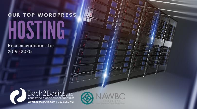 best hosting options - wordpress hosting recommendations
