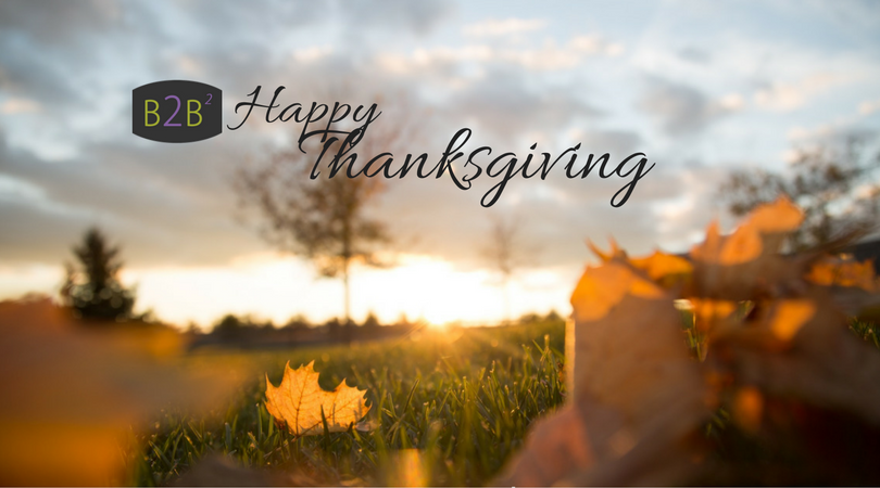 Happy Thanksgiving from Back2Basics Small Business Marketing Solutions
