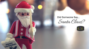 Did someone say Santa Claus