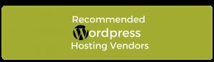 B2B Recommended WordPress Hosts