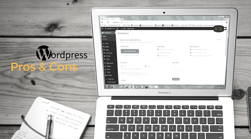 Wordpress Websiste Design Pros & Cons
