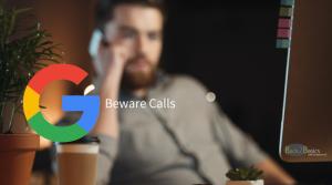 It's NOT Google