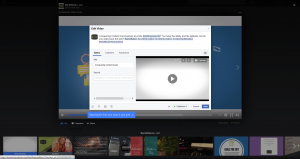 FB Video Post Editing