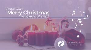 Back2Basics 2017 Christmas Greeting