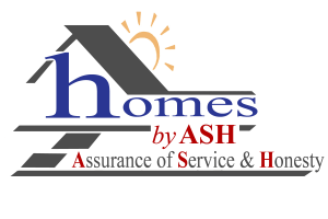 Homes by Ash logo