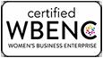 Back2Basics certified WBENC xs logo
