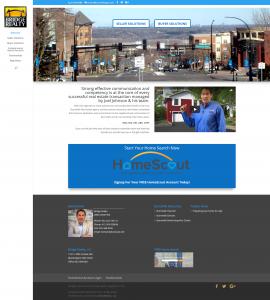 Joel Johnson Burnsville Agent website design