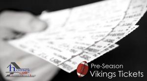 Lisa Ash Vikings Tickets Giveaway