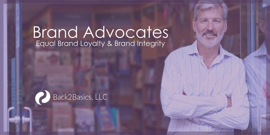 Back2Basics Brand Advocacy