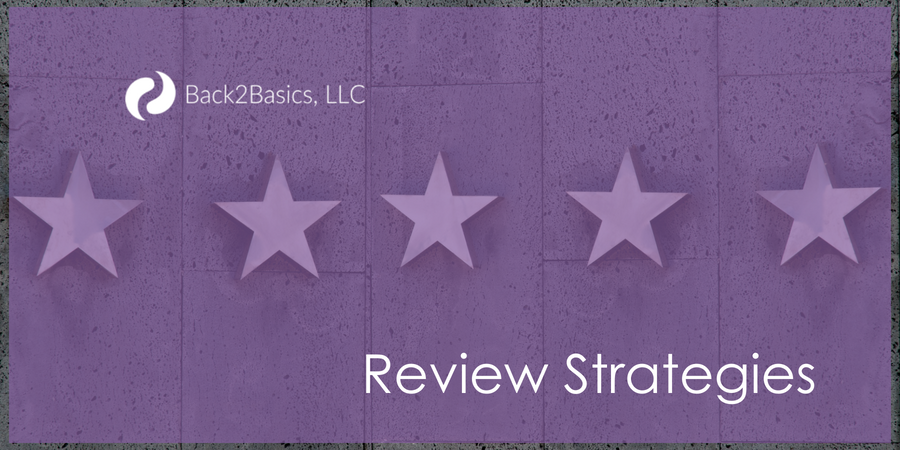 Collecting Reviews is Important to Your Online Strategy
