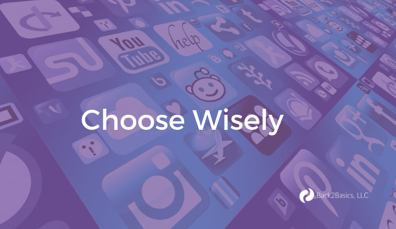 choosing the right social platform