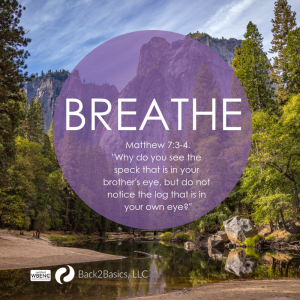 Breathe - take care of that plank