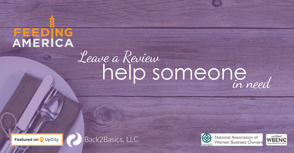 Leave a Review & Help Someone in Need
