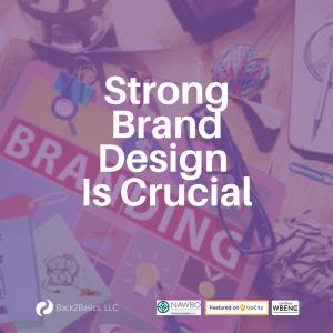 B2B -Strong Brand Design