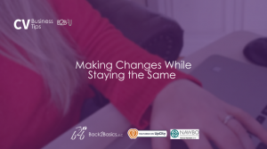 changing while staying the same