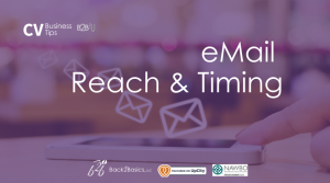 email reach and timing