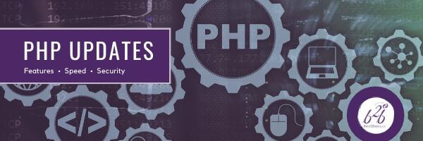 PHP Updates