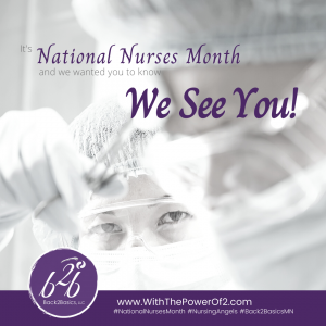 National Nurses Month Thank You Giveaway