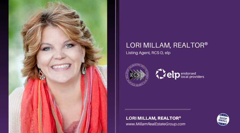 Lori Millam, The Millam Real Estate Group
