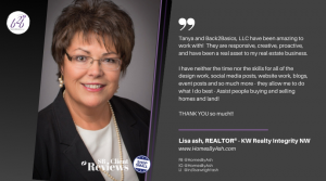 Lisa Ash - REALTOR - KW Realty Integrity NW - Blaine MN