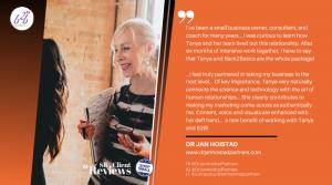 Dr. Jan Hoistad - Review of Back2Basics, LLC