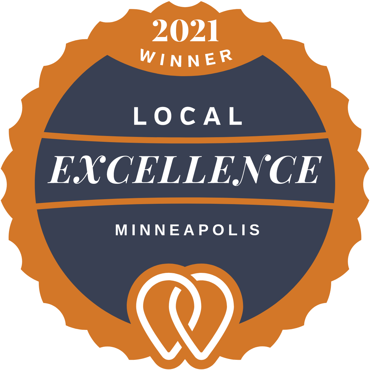 2021 Local Excellence Winner in Minneapolis, MN