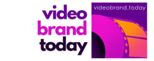 Video Brand Today Banner Logo
