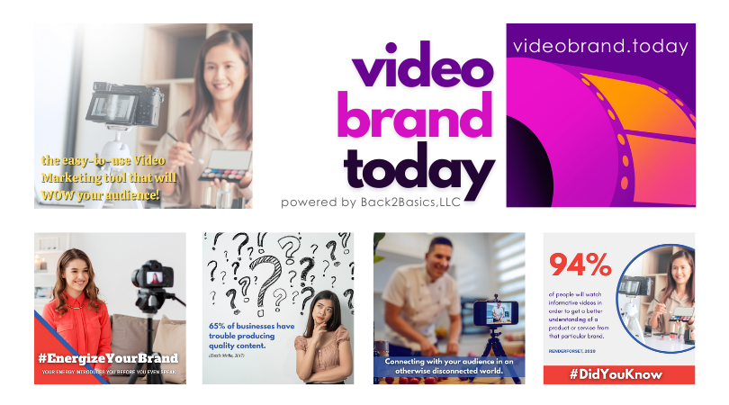 Video Brand Today Promo Banner