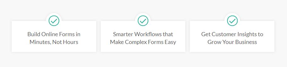 WPForms Benefits